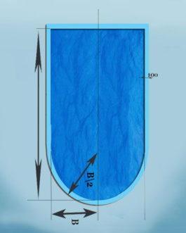 Полукруглые бассейны