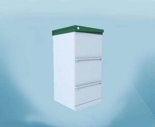 Пластиковый септик вертикальный