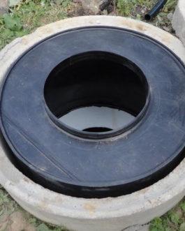 Вставки в бетонные кольца