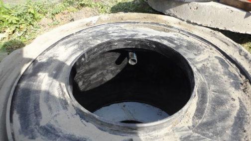 Вставки 1400-Д в бетонные кольца
